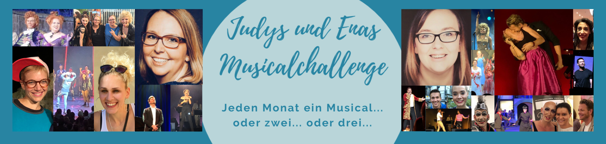 Judy's und Ena's Musicalchallenge